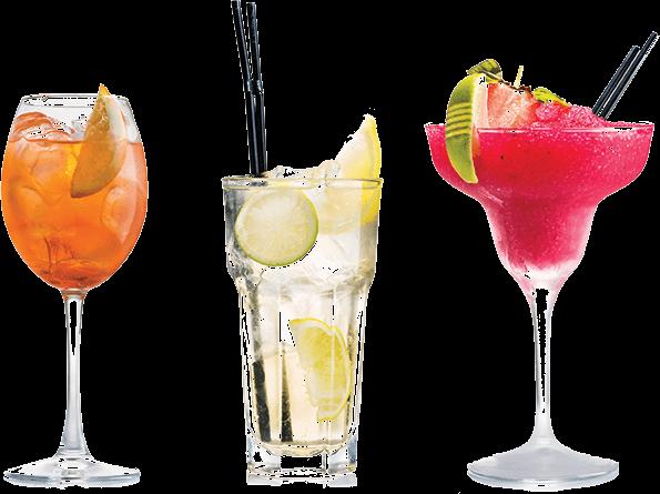 ALKOHOLFREIE-Cocktails